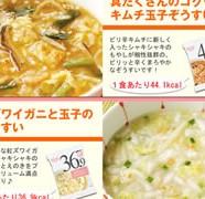 日本健康減肥餐