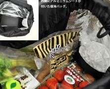 日版人気環保購物保冷袋の谷口亮