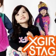 日本童裝系列のXGIRL + Hysteric