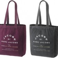 Marc Jacobs Cotton Jacobs Tote
