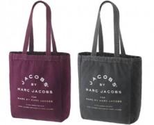 Marc Jacobs Cotton Jacobs Tote