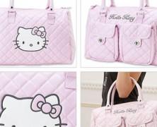 日本人気品牌のHello Kitty