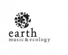 日本人気品牌のearth music & ecology
