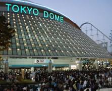 Japan Concert Ticket